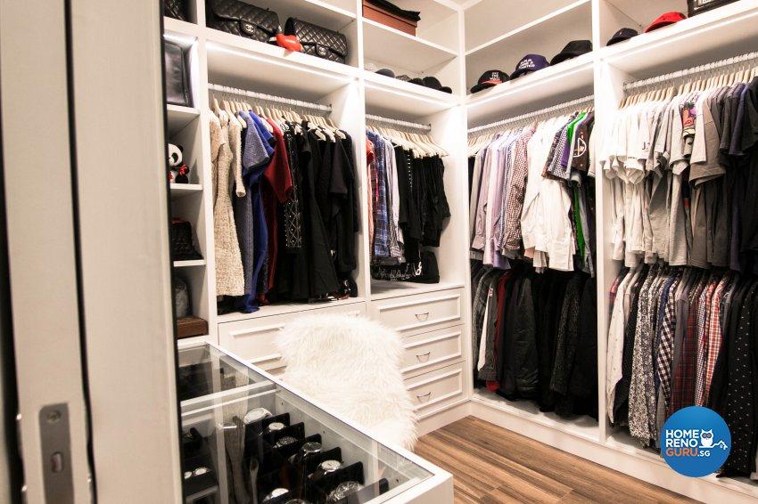 Contemporary, Scandinavian Design - Bedroom - HDB 3 Room - Design by 9 Creation Pte Ltd