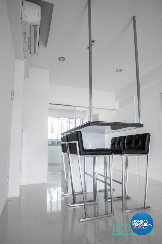 Modern Design - Dining Room - Condominium - Design by 9 Creation Pte Ltd
