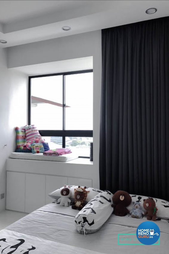 Modern Design - Bedroom - Condominium - Design by 9 Creation Pte Ltd