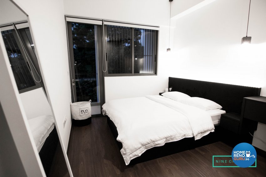 Minimalist Design - Bedroom - Others - Design by 9 Creation Pte Ltd