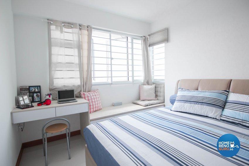 Modern Design - Bedroom - HDB 5 Room - Design by 9 Creation Pte Ltd