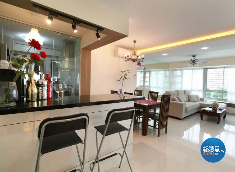 9 Degree Construction Pte Ltd HDB 4 Room package. 4 Room BTO Renovation Package   HDB Renovation