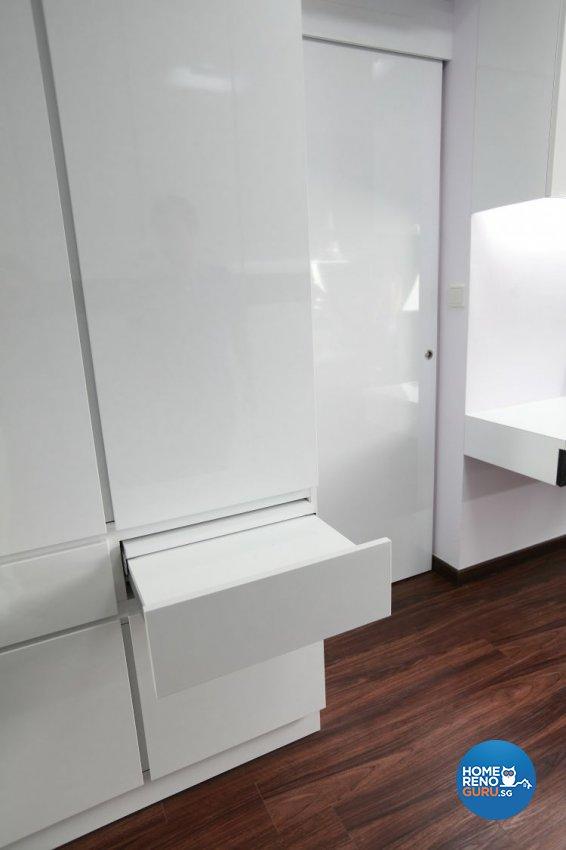 Contemporary, Minimalist, Modern Design - Bedroom - HDB 5 Room - Design by 9 Degree Construction Pte Ltd