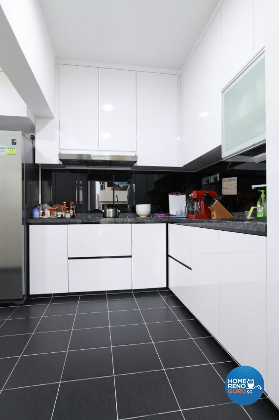 Classical, Contemporary, Modern Design - Kitchen - Condominium - Design by 9 Degree Construction Pte Ltd