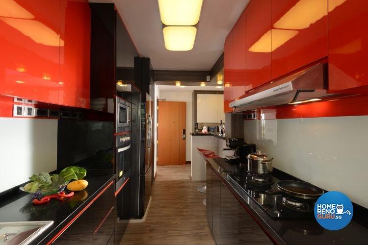 96 Degree Designers-HDB 5-Room package