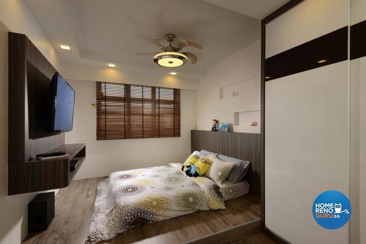 96 Degree Designers-HDB 3-Room package