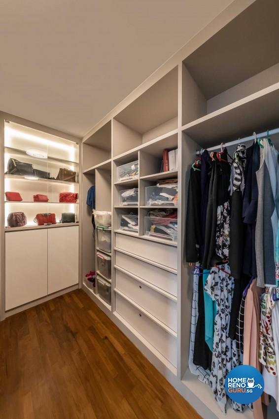 Classical Design - Bedroom - Landed House - Design by Absolook Interior Design Pte Ltd