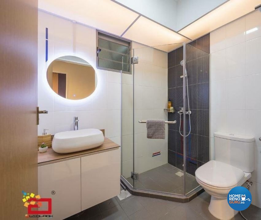 Singapore interior design gallery design details for Bathroom design ltd