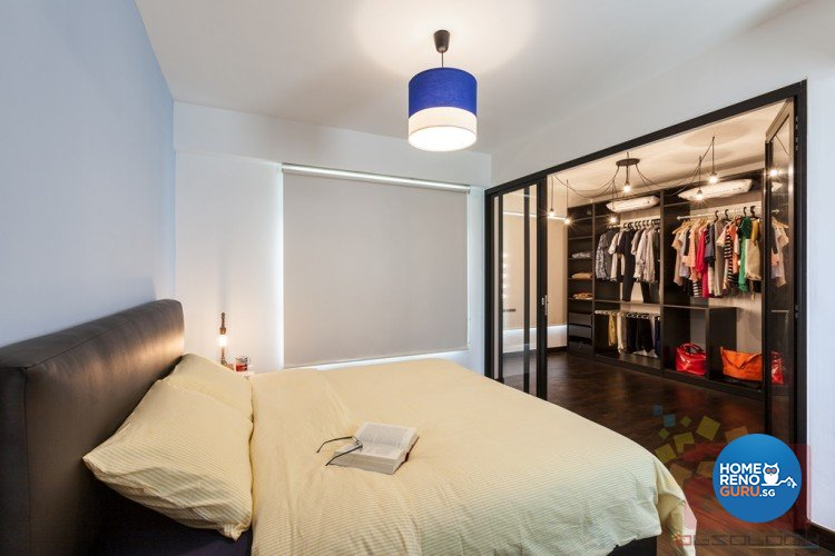 Contemporary, Modern, Scandinavian Design - Bedroom - HDB 4 Room - Design by Absolook Interior Design Pte Ltd