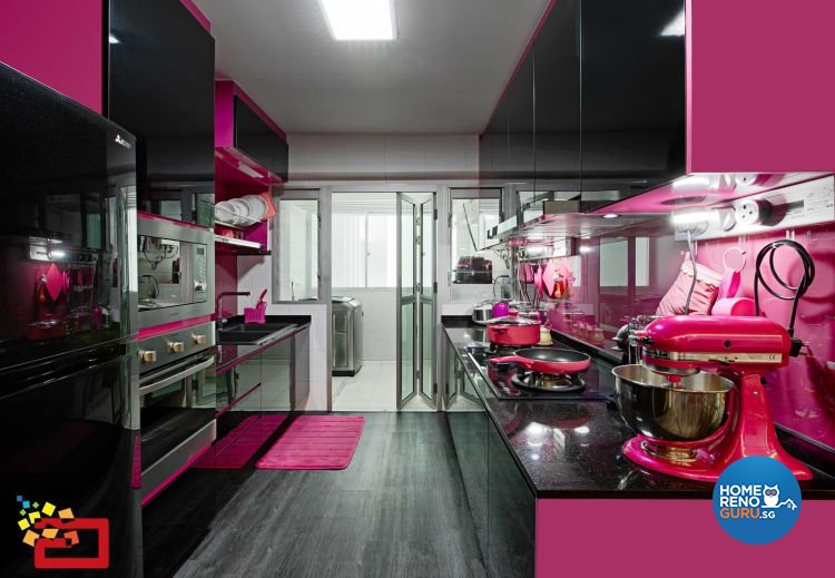 Absolook Interior Design Pte Ltd-Kitchen and Bathroom package
