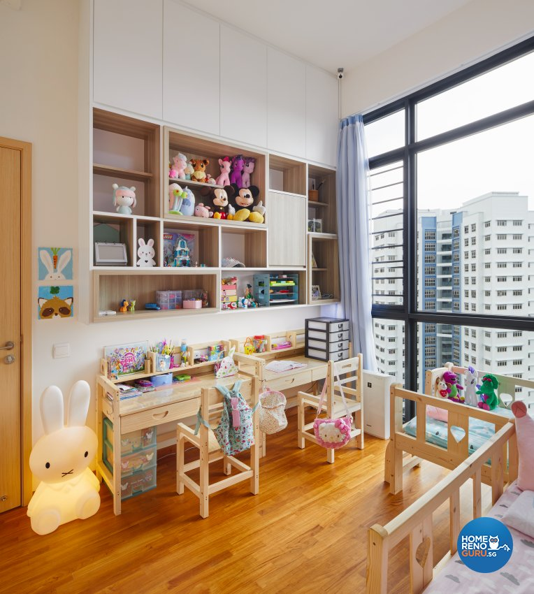 Contemporary Design - Bedroom - Condominium - Design by Absolook Interior Design Pte Ltd
