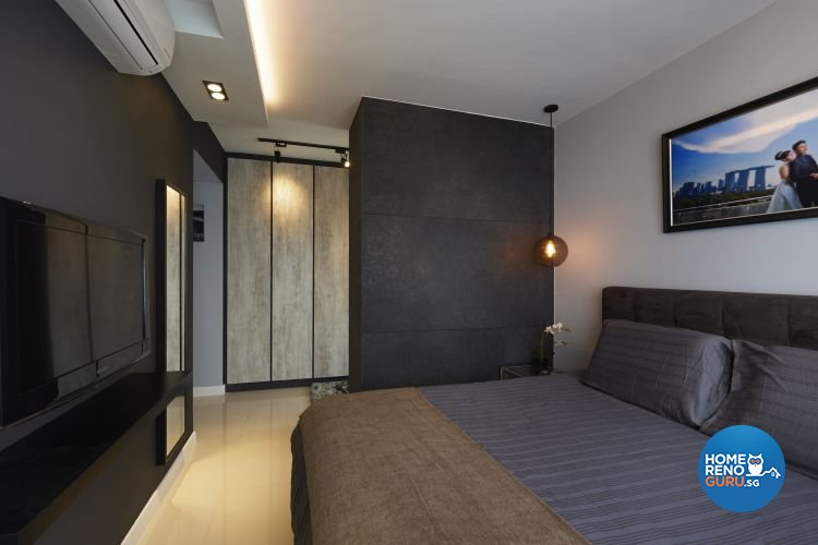 Contemporary, Modern Design - Bedroom - Others - Design by AC Vision Design Pte Ltd