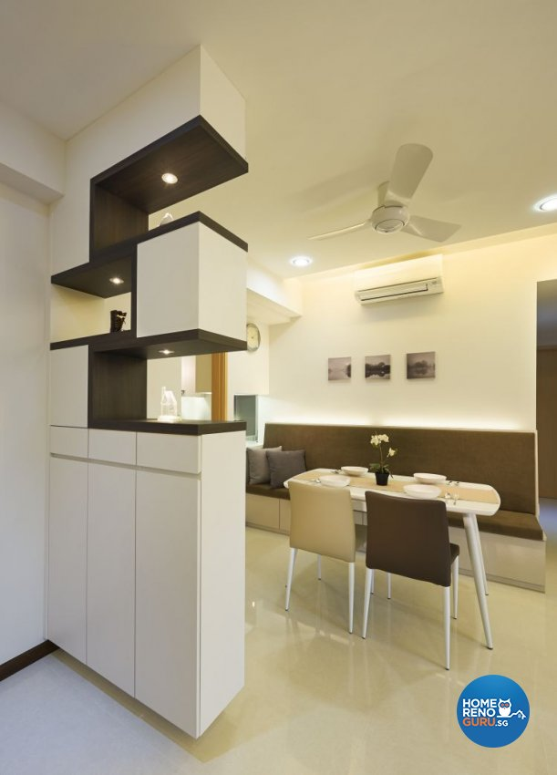 Contemporary, Modern Design - Dining Room - Others - Design by AC Vision Design Pte Ltd