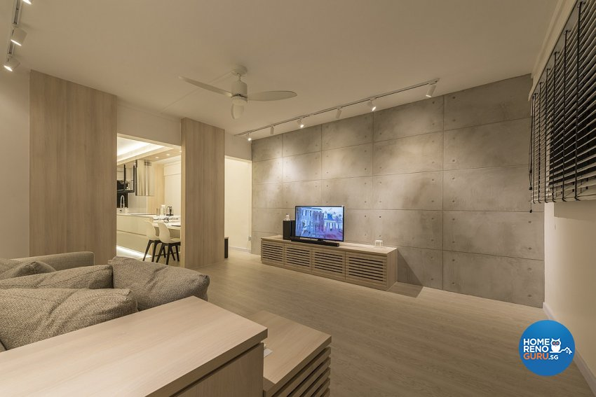 Singapore interior design gallery design details for Space design ltd