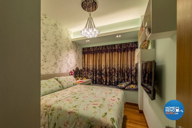 Classical, Contemporary, Modern Design - Bedroom - Condominium - Design by Ace Space Design Pte Ltd
