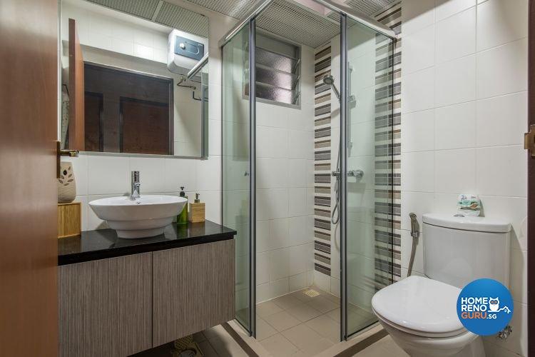 Singapore interior design gallery design details homerenoguru Modern bathroom design singapore