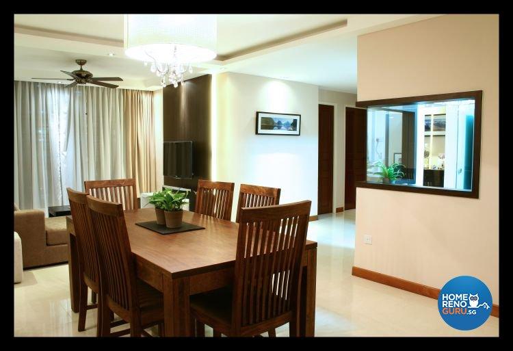 Classical, Modern Design - Dining Room - Condominium - Design by AGnS Design & Trade Pte Ltd