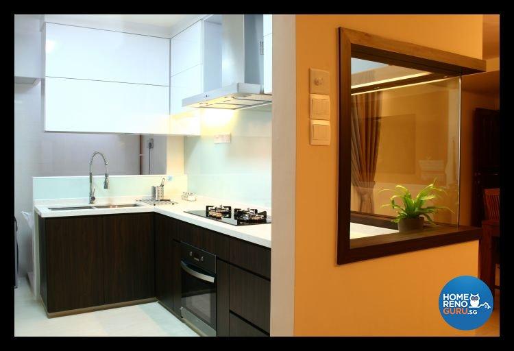 Classical, Modern Design - Kitchen - Condominium - Design by AGnS Design & Trade Pte Ltd