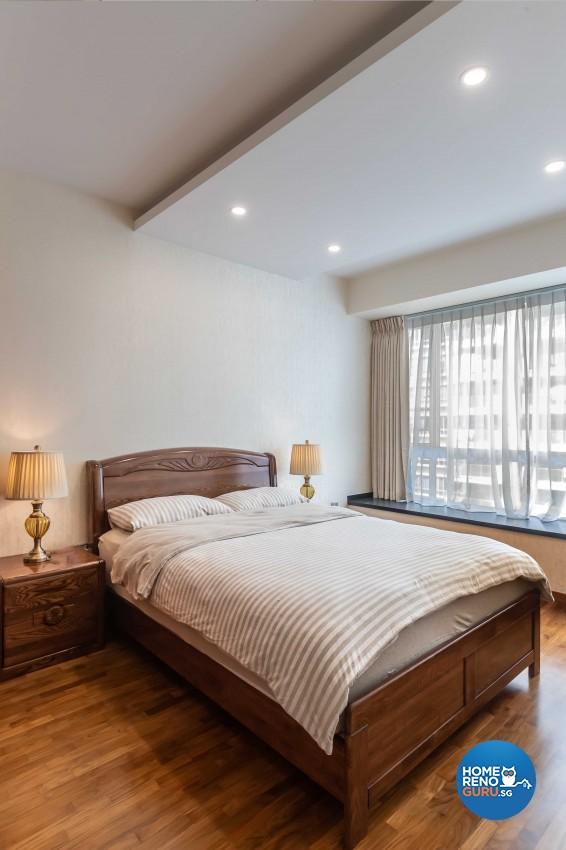 Design - Bedroom - Condominium - Design by Albedo Design Pte Ltd