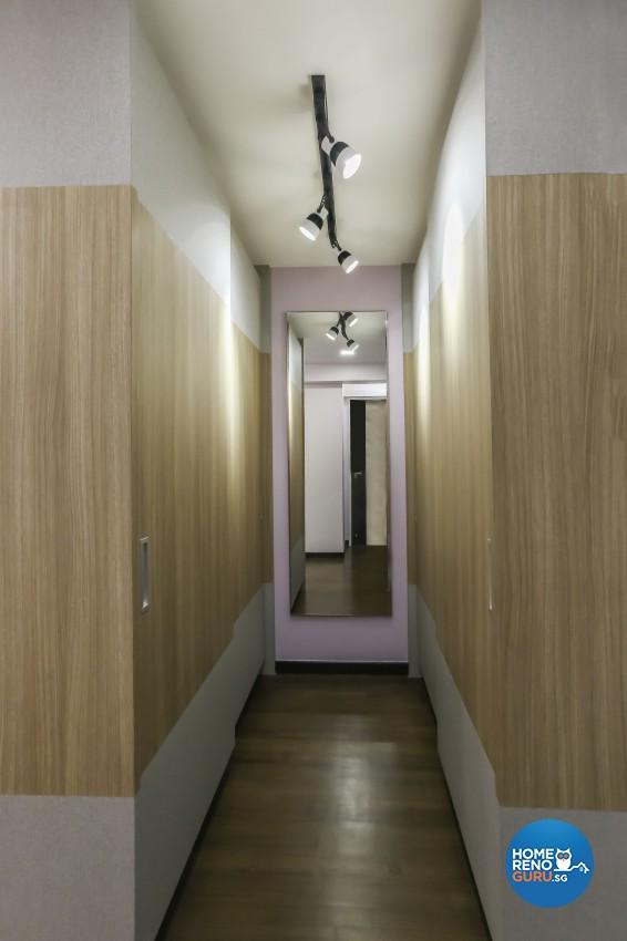 Contemporary, Eclectic, Minimalist Design - Living Room - Condominium - Design by Albedo Design Pte Ltd