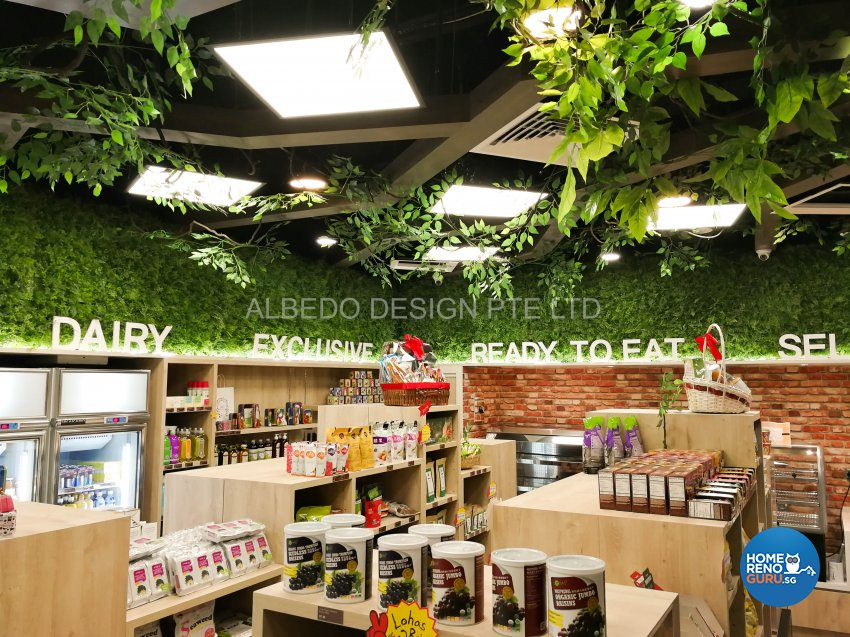Country, Tropical Design - Commercial - Retail - Design by Albedo Design Pte Ltd