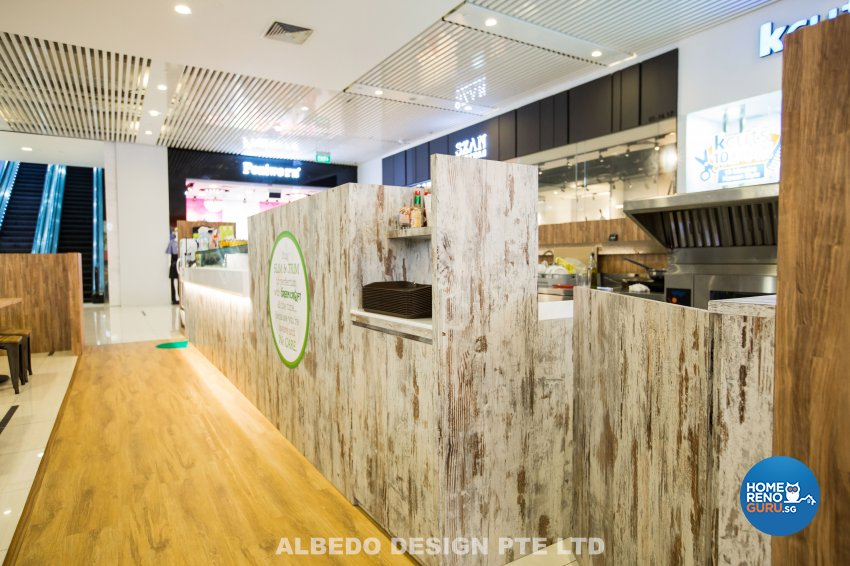 Contemporary, Industrial, Minimalist Design - Commercial - F&B - Design by Albedo Design Pte Ltd