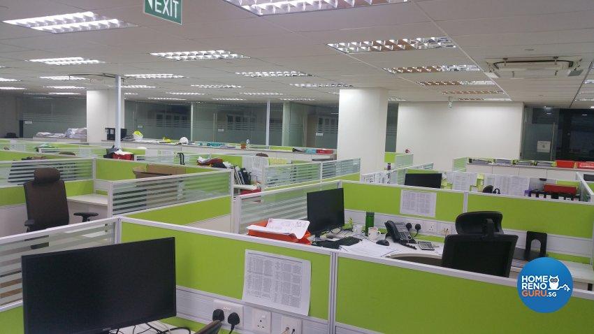 Contemporary, Minimalist, Modern Design - Commercial - Office - Design by Albedo Design Pte Ltd