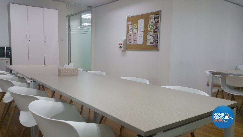 Contemporary, Minimalist, Modern Design - Dining Room - Office - Design by Albedo Design Pte Ltd