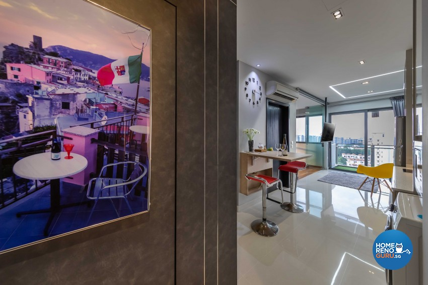 Modern Design - Dining Room - Condominium - Design by All About Designs Pte Ltd