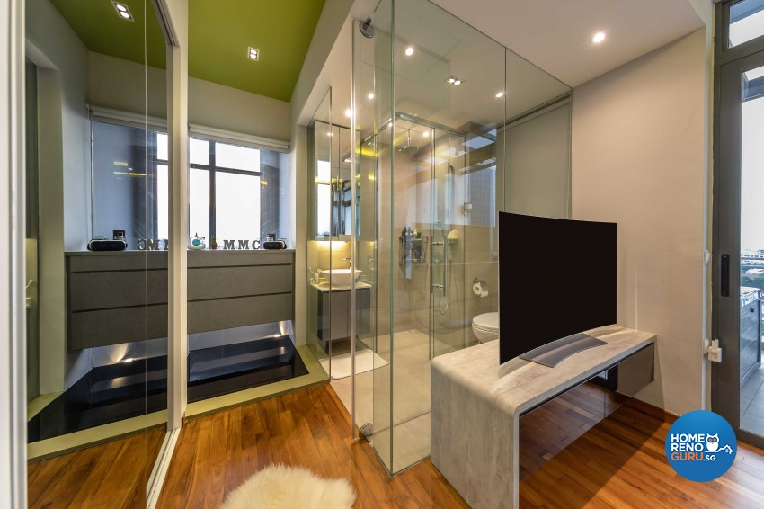 Modern Design - Bathroom - Condominium - Design by All About Designs Pte Ltd