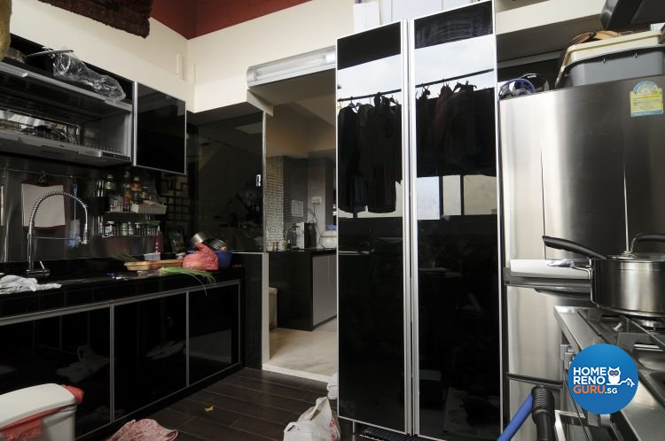 Contemporary, Modern, Retro, Rustic, Vintage Design - Kitchen - Condominium - Design by Amazon Interior Design