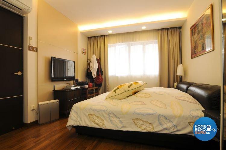 Contemporary, Modern, Retro, Rustic, Vintage Design - Bedroom - Condominium - Design by Amazon Interior Design