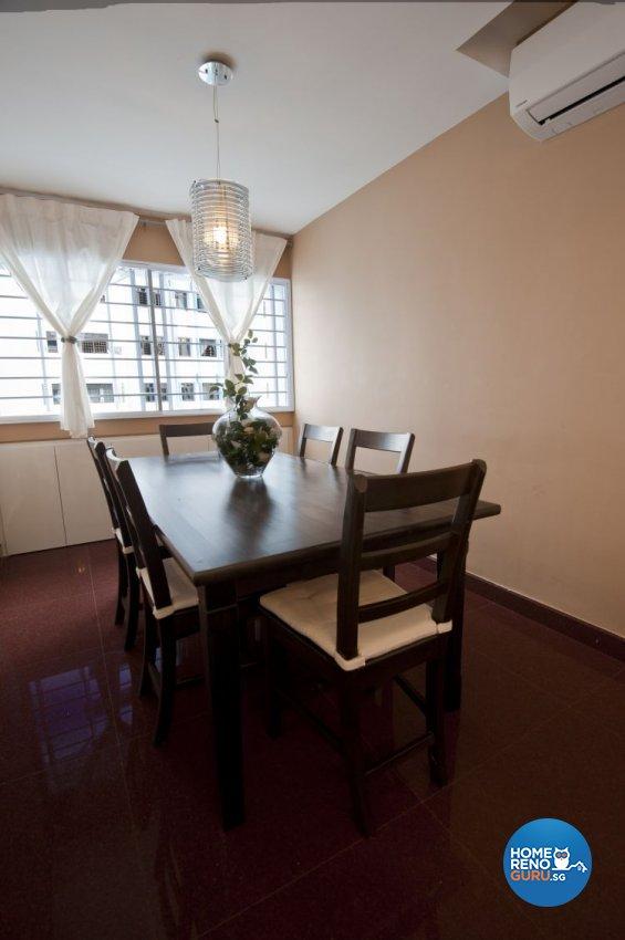 Minimalist, Modern Design - Dining Room - Condominium - Design by Amazon Interior Design