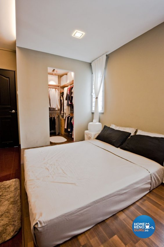 Minimalist, Modern Design - Bedroom - Condominium - Design by Amazon Interior Design