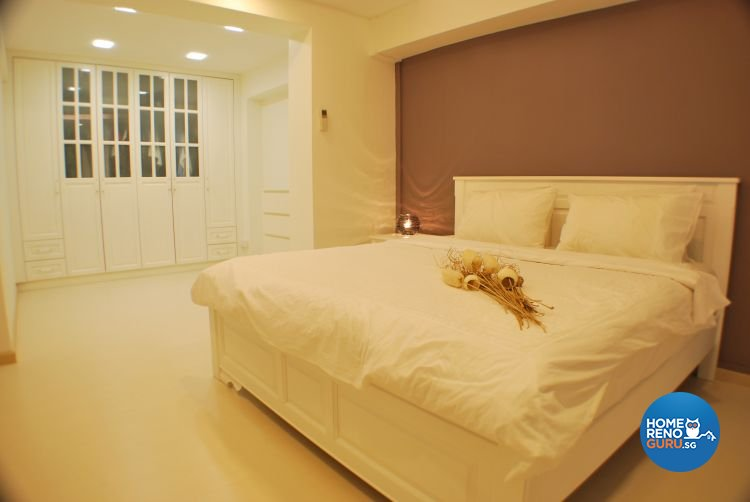 Contemporary, Modern Design - Bedroom - HDB 5 Room - Design by Amazon Interior Design