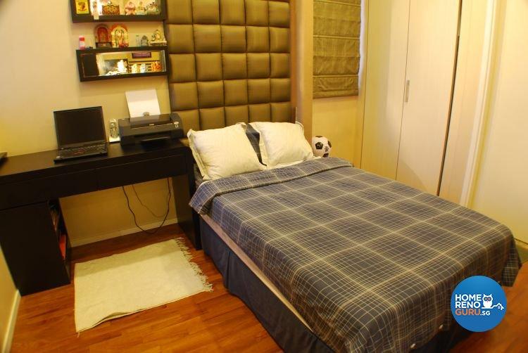Classical, Modern, Retro Design - Bedroom - Condominium - Design by Amazon Interior Design