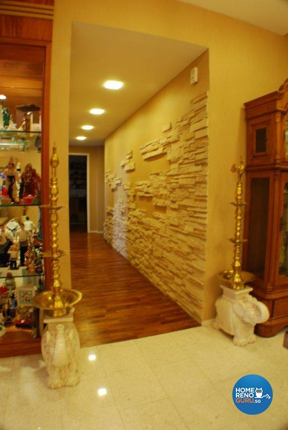 Classical, Modern, Retro Design - Living Room - Condominium - Design by Amazon Interior Design