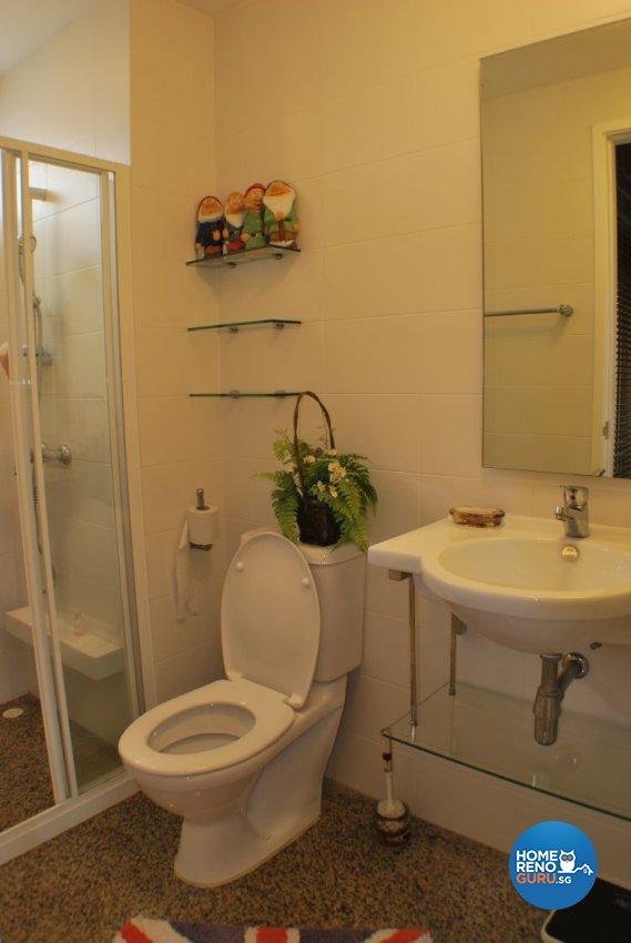 Classical, Modern, Retro Design - Bathroom - Condominium - Design by Amazon Interior Design