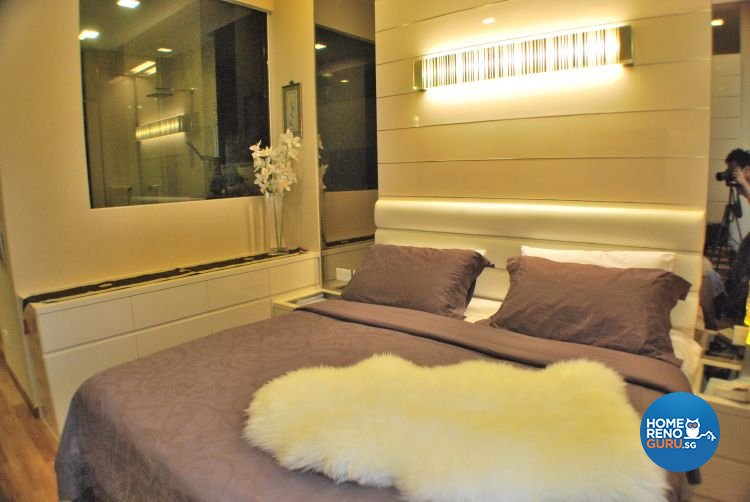 Classical, Contemporary, Modern Design - Bedroom - Condominium - Design by Amazon Interior Design