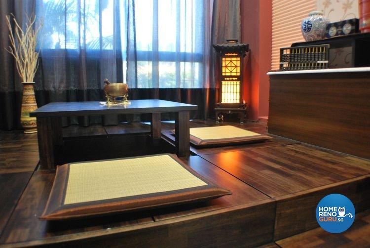 Classical, Contemporary, Modern Design - Entertainment Room - Condominium - Design by Amazon Interior Design