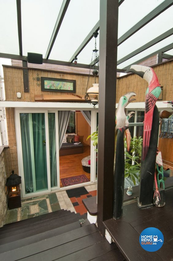 Classical, Contemporary, Country, Industrial, Modern, Rustic, Vintage Design - Balcony - Condominium - Design by Amazon Interior Design
