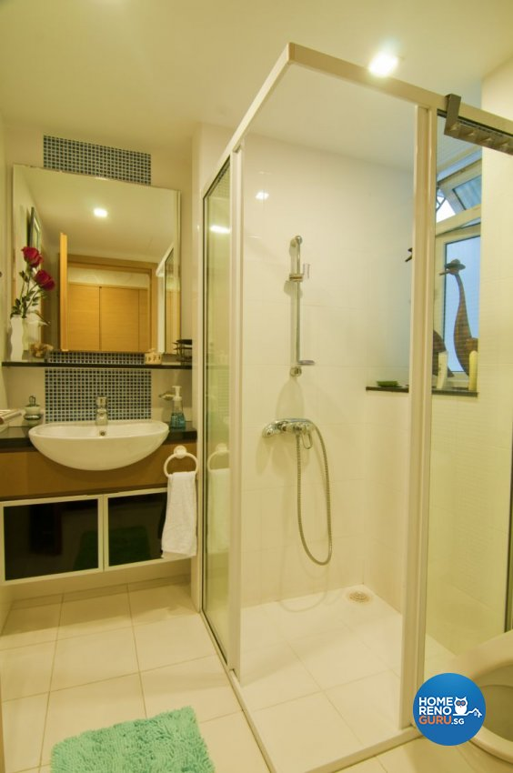 Classical, Contemporary, Country, Industrial, Modern, Rustic, Vintage Design - Bathroom - Condominium - Design by Amazon Interior Design