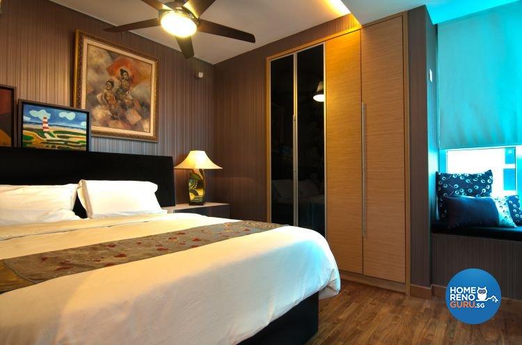 Classical, Contemporary, Country, Industrial, Modern, Rustic, Vintage Design - Bedroom - Condominium - Design by Amazon Interior Design