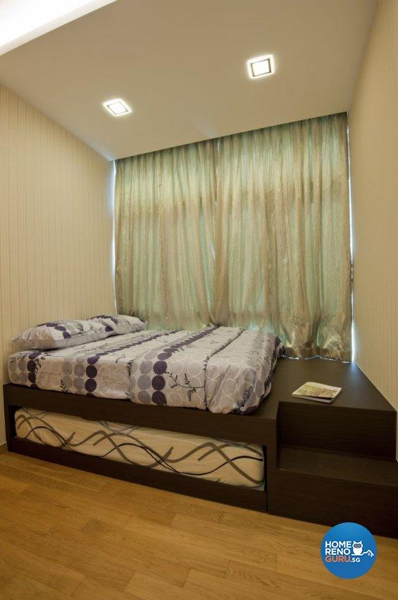 Contemporary, Modern Design - Bedroom - Condominium - Design by Amazon Interior Design