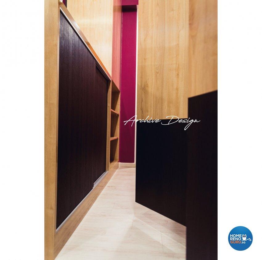 Modern, Resort Design - Bedroom - Condominium - Design by Archive Interior Design Pte Ltd
