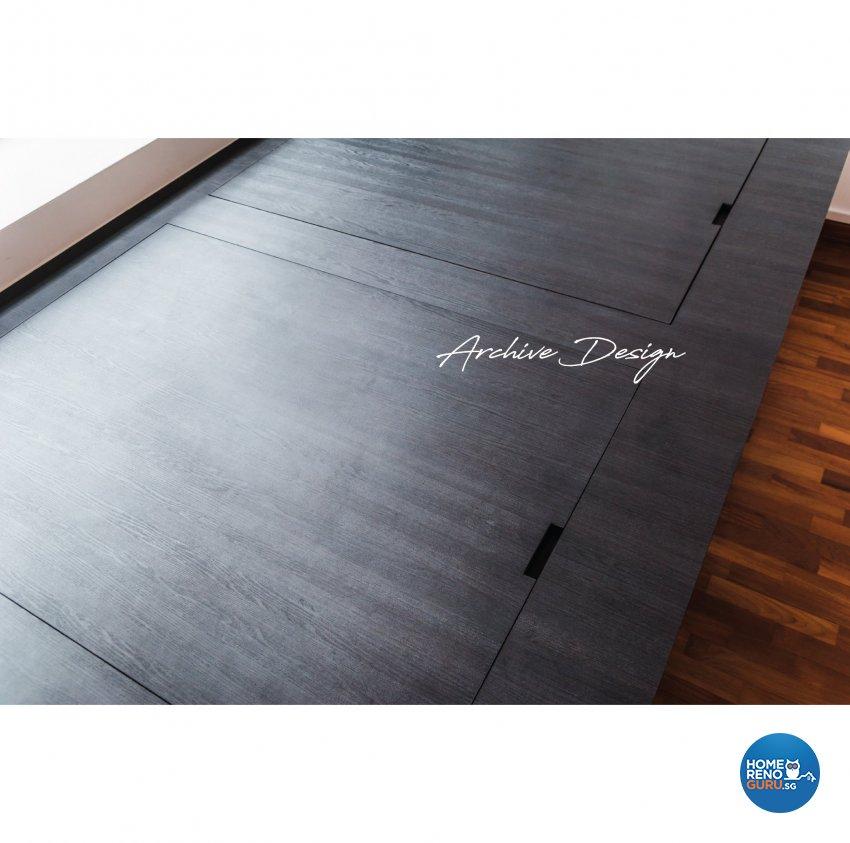 Modern, Scandinavian Design - Bedroom - HDB 4 Room - Design by Archive Interior Design Pte Ltd