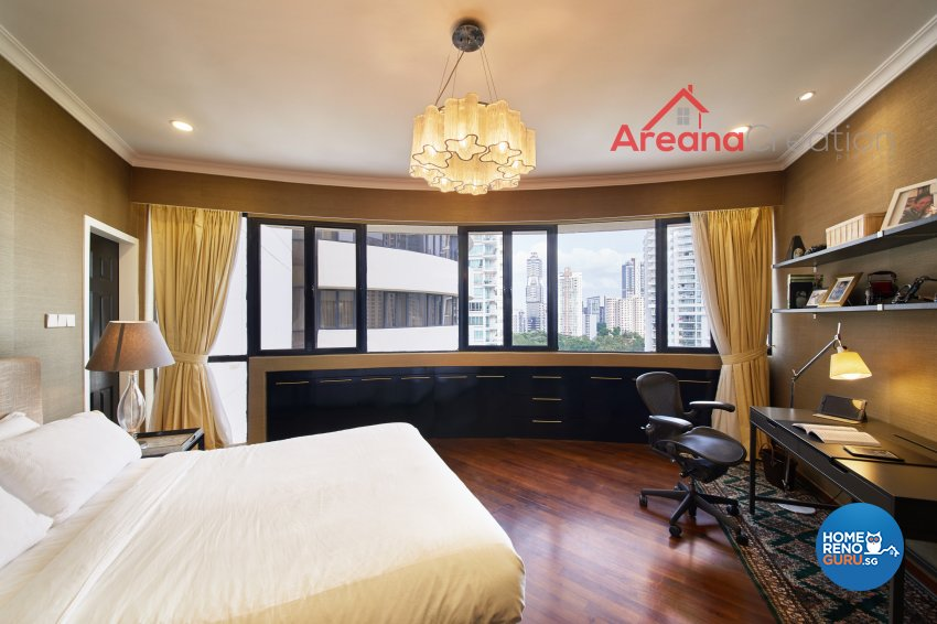 Classical, Modern, Vintage Design - Bedroom - Condominium - Design by Areana Creation Pte Ltd