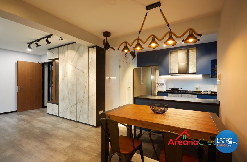 Industrial Design - Dining Room - Others - Design by Areana Creation Pte Ltd