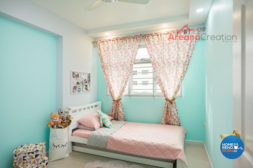 Contemporary, Victorian, Vintage Design - Bedroom - Others - Design by Areana Creation Pte Ltd