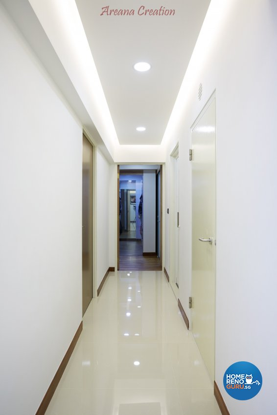 Contemporary, Minimalist, Modern Design - Living Room - HDB 4 Room - Design by Areana Creation Pte Ltd
